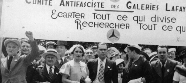 manifestation_galeries-lafayette_coutrot_1936