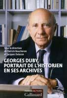Duby_portrait_archives