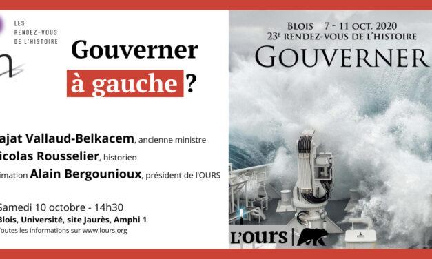 LA Carte Blanche de l'OURS à Blois, Samedi 1O octobre, 14H30