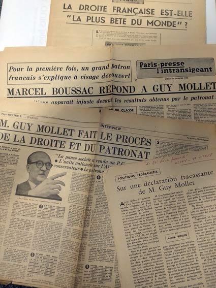 Histoire : « La gauche la plus bête du monde… » retour sur l'origine de la formule et ses usages (1957-2020), par Arnaud Dupin
