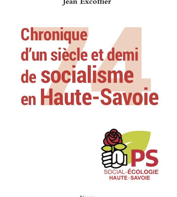 Le socialisme au plus haut, par JEAN-WILLIAM DEREYMEZ